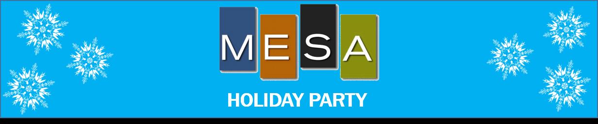 mesa holiday party