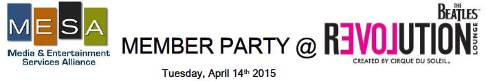 NAB Member Party banner 2015