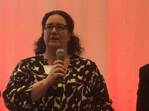 Sarah Nix, director of global data governance, Viacom