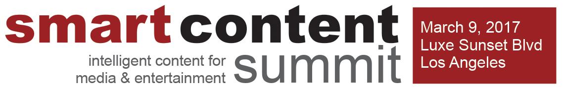 Smart Content Summit 2017