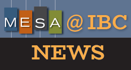 MESA @ IBC 2018 News