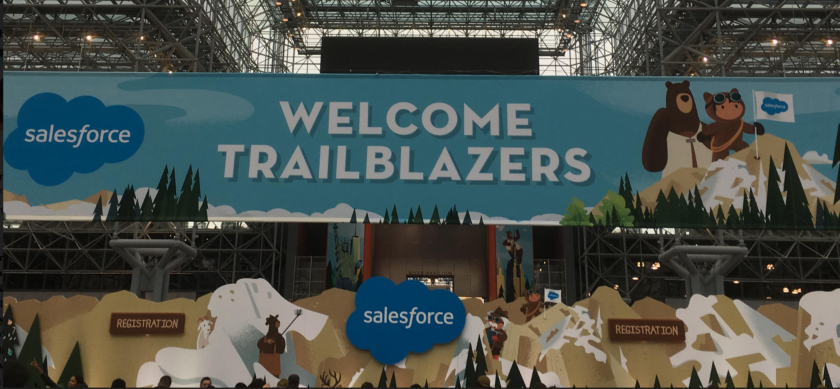Salesforce Debuts Lightning Web Components at World Tour