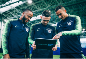 SAP, Manchester City Bring Technology Onto the Pitch for the