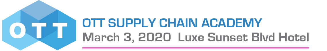 OTT Supply Chain Academy 2020
