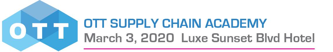 OTT Supply Chain Academy 2020