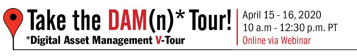 Take the DAM(n) Tour 2020