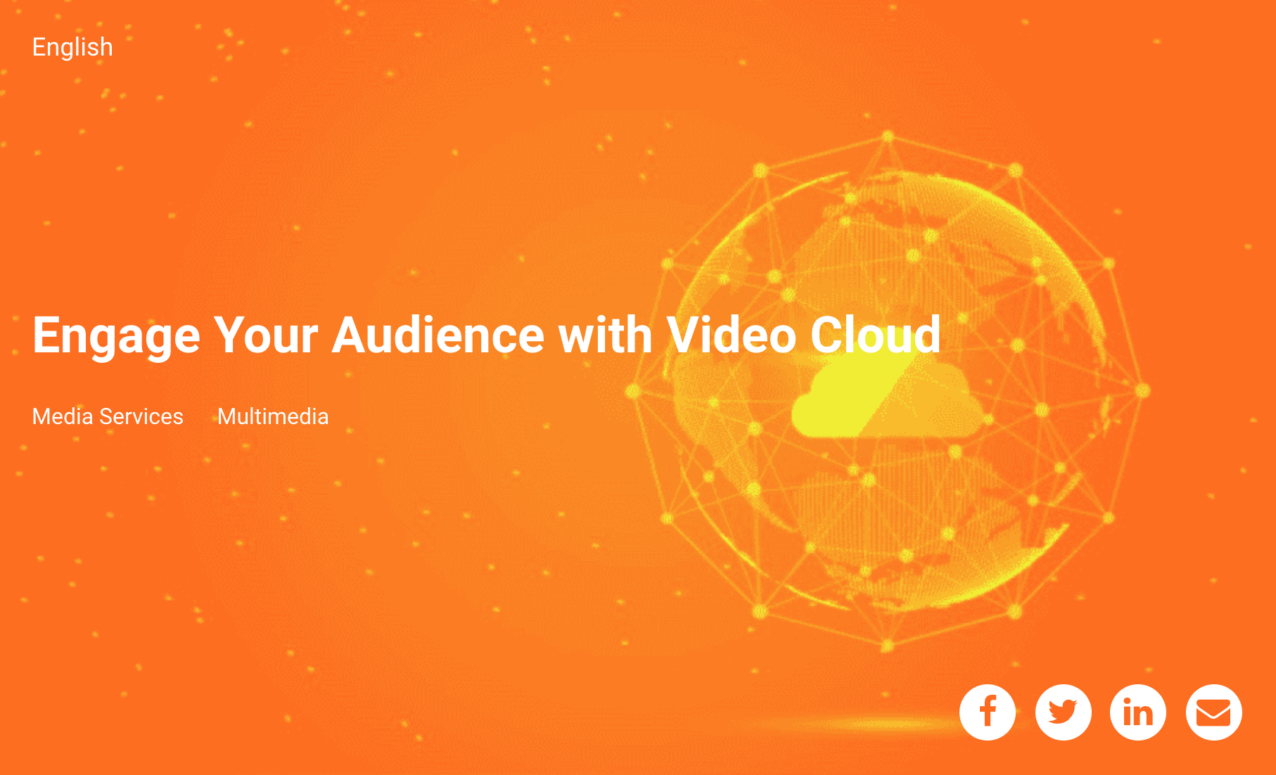 Alibaba Cloud Webinar: Engage Your Audience with Video Cloud