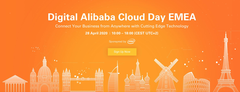 Digital Alibaba Cloud Day EMEA