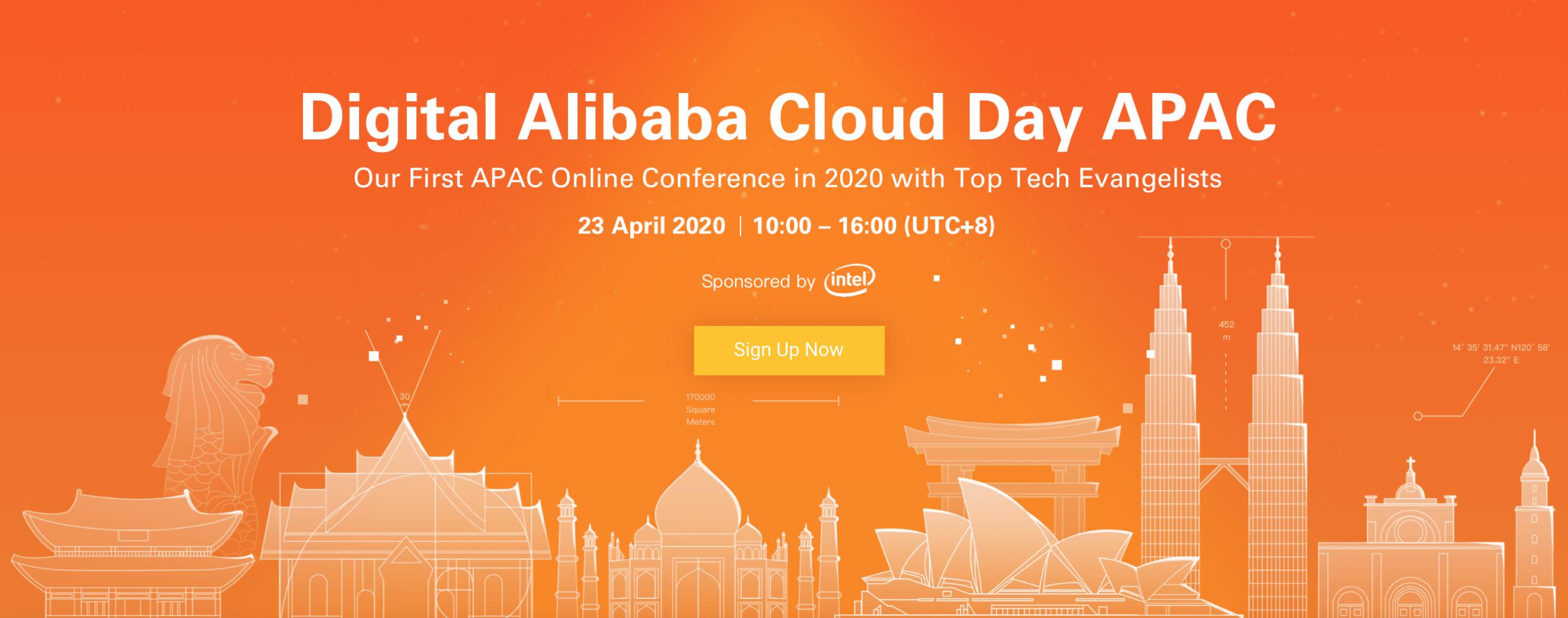 Digital Alibaba Cloud Day APAC