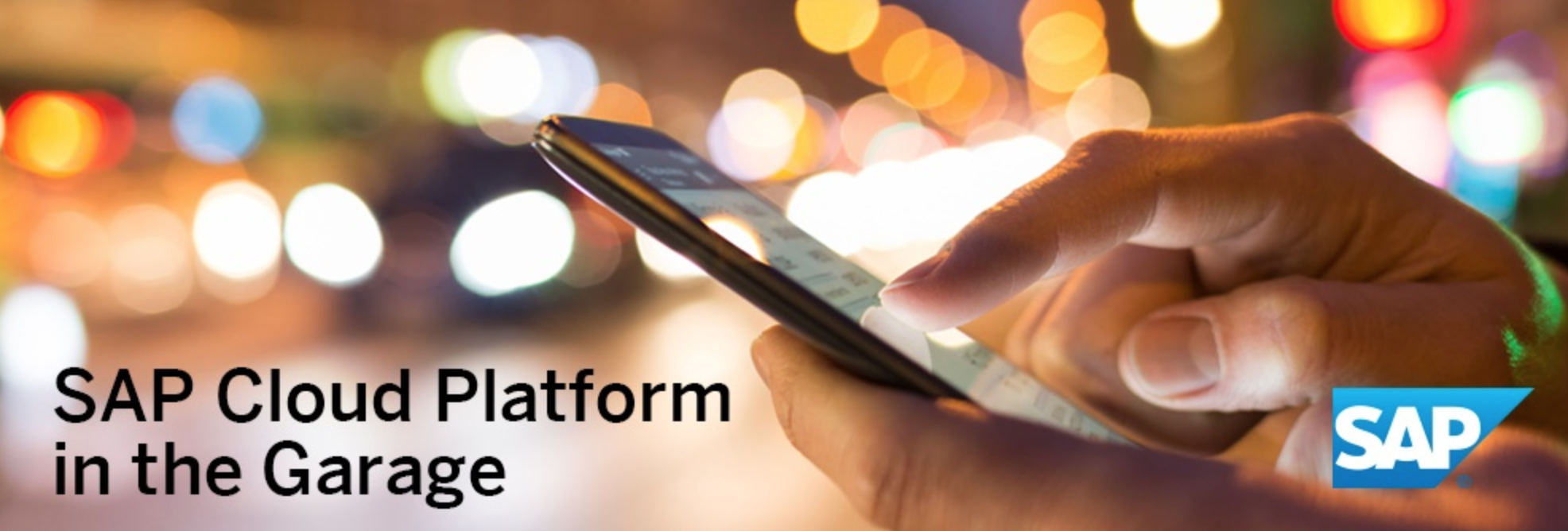 SAP Webinar: Functions as a Service