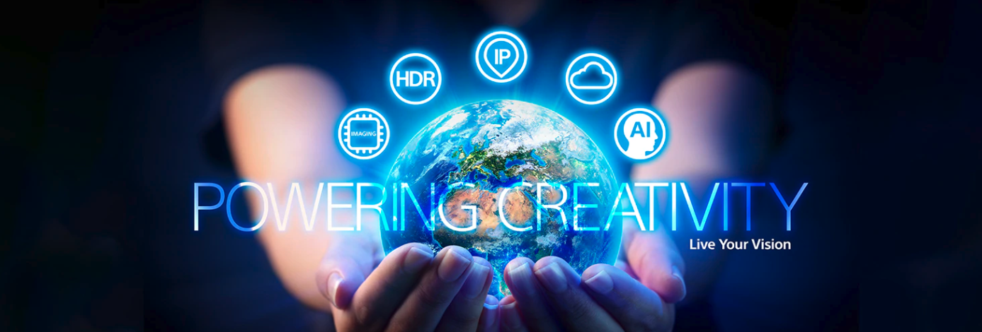 Sony Webinar: Powering Creativity – Live Your Vision