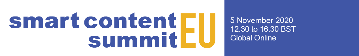 Smart Content Europe 2020