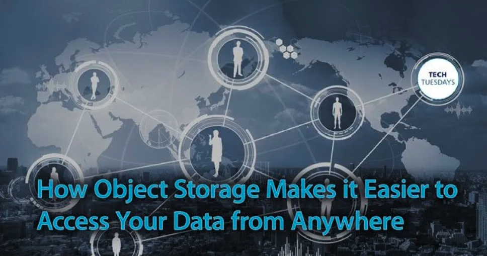 Caringo Webinar: How Object Storage Makes it Easier to Access Your Data from Anywhere