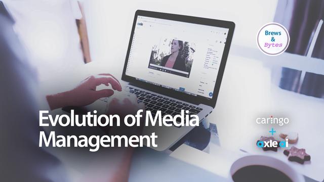 Caringo Webinar: The Evolution of Media Management