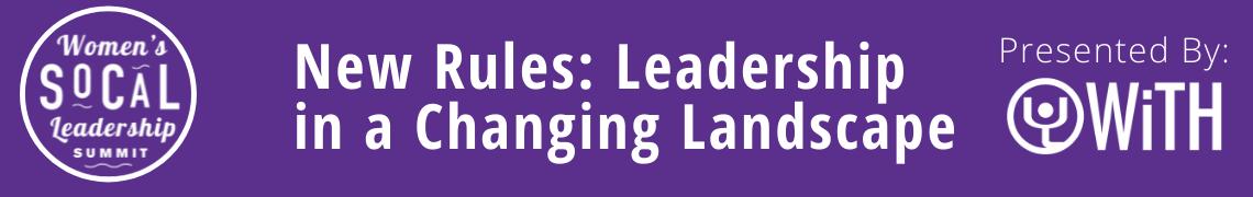 SoCal Women's Leadership Summit 2021