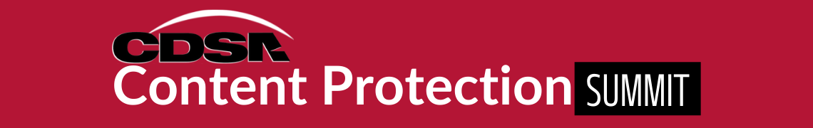 Content Protection Summit 2021